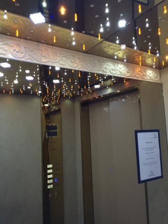 Yachthotel Chiemsee: beautiful elevator