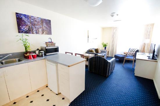 Jet Park Hotel Rotorua: Apartment-5