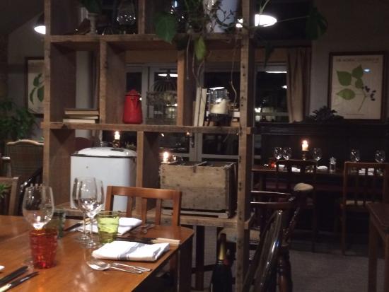 Whitley, UK: Dining area