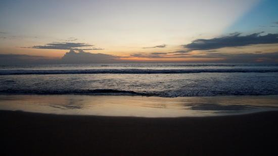 Bentota, Sri Lanka: Sonnenuntergang