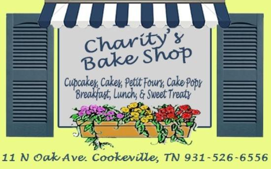 Cookeville, TN: Charity's Bake Shop & Cafe