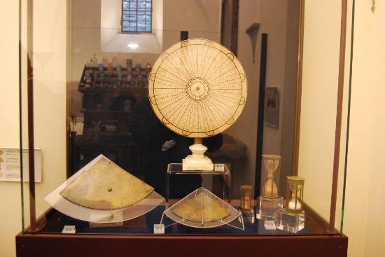 Chiusi della Verna, Ιταλία: strumenti antichi