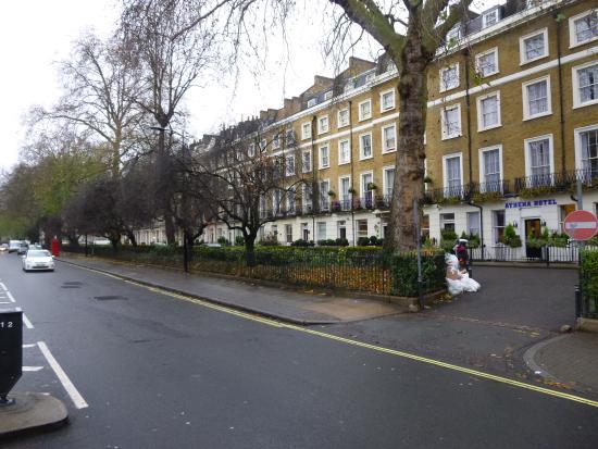 Athena Hotel : Sussex Gardens