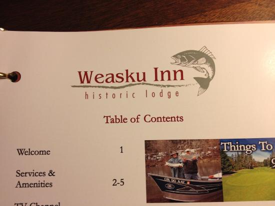 Foto de Weasku Inn