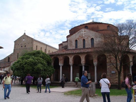 Torcello : eglise