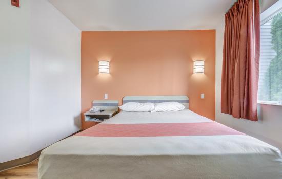 모텔 6 로즈버그 사진