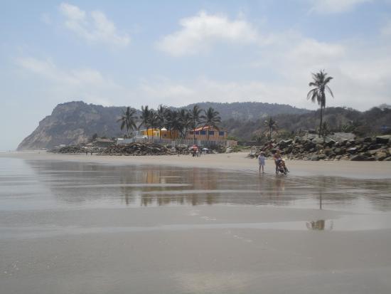 San Clemente, Ekvador: Playa