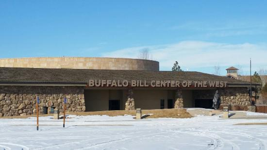 Buffalo Bill Historical Center: 20160111_134209_large.jpg