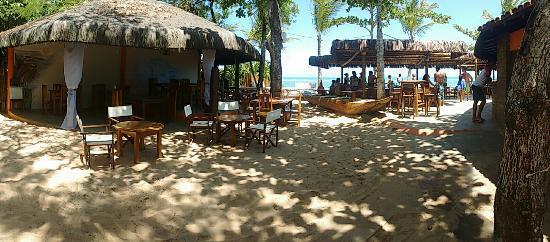 Corujao Restaurante Na Praia