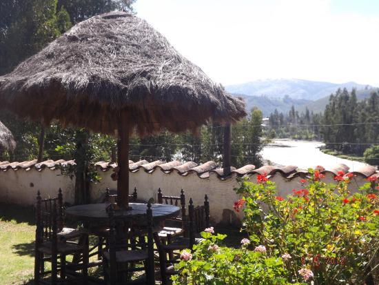Ambiente rustico picture of la cabana restaurant for Ambiente rustico
