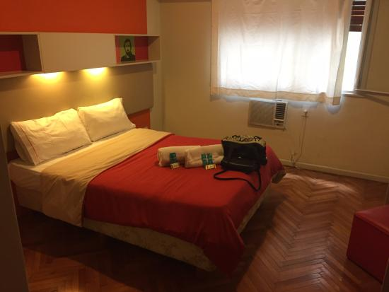 Hostel Suites Florida: Quarto 509