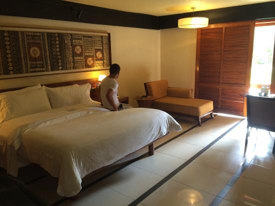 Our Ocean Breeze Room Picture Of The Westin Denarau