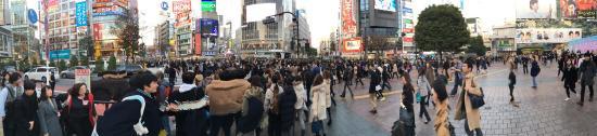Shibuya Pedestrian Scramble: photo3.jpg
