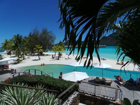 Vista Spiaggia Picture Of Le Meridien Bora Bora Bora