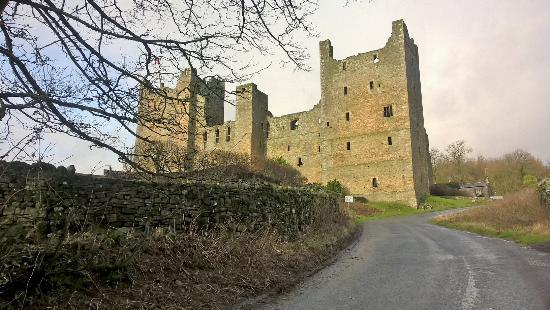 Redmire, UK: Castle Bolton