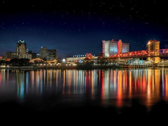 Shreveport-Bossier, Louisiana Skyline