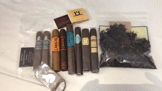 Nat Sherman, Inc. : The Pipe tobacco 590 blend, is the best aromatic i have ever had.