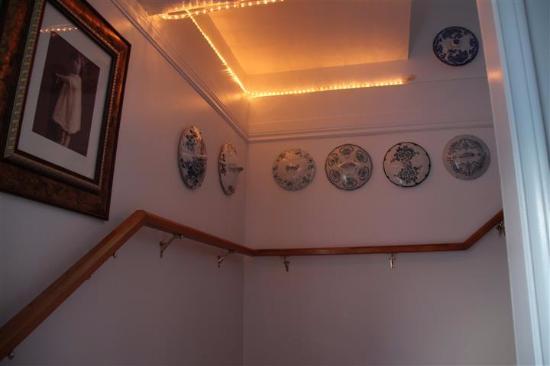 La Scie, Canadá: stairwell