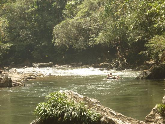 Puerto Triunfo, Colombia: Rio Claro1