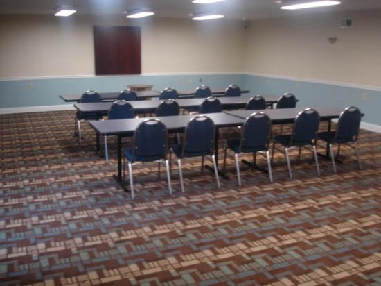 meeting room picture of holiday inn express suites locust grove rh tripadvisor com