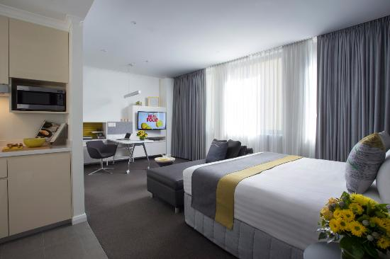 Citadines St Georges Terrace Perth - Studio Executive Apartment