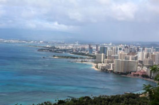 Diamond Head: Waikiki