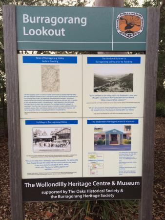 Camden, Australia: Lookout information