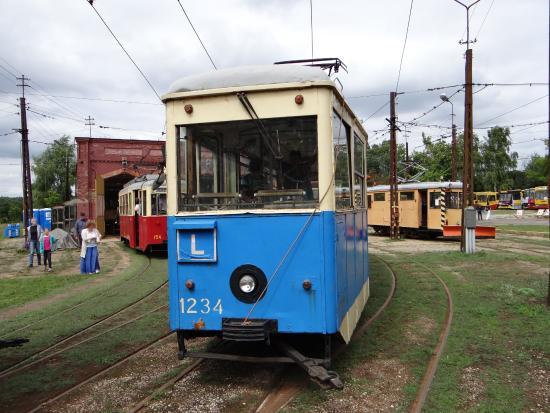Brus - Tram Museum