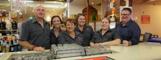 Tully, Australia: The TLC Team