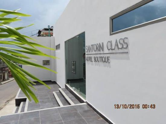 Hotel Boutique Santorini Class