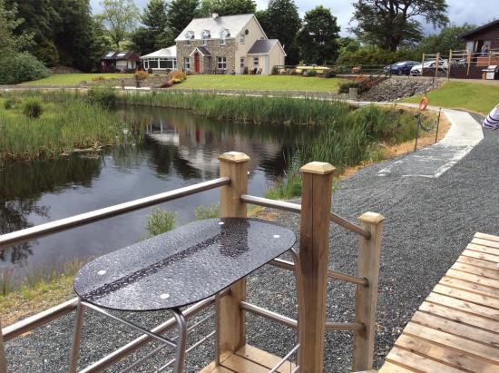 Ramelton, Irlanda: View