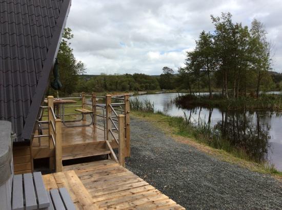 Ramelton, Irlanda: Lake