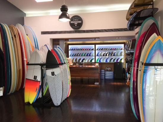 Underground Surf