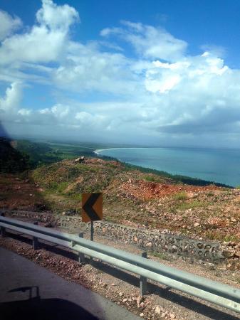 Grand Bahia Principe El Portillo: Drive from airport