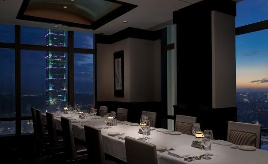 Lunch in Morton's - Picture of Morton's The Steakhouse ...