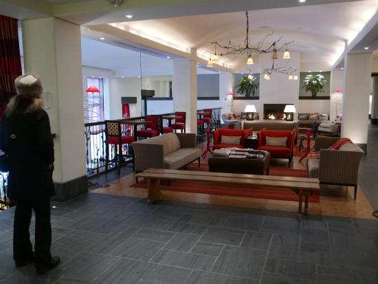 Auberge Saint-Antoine: lobby