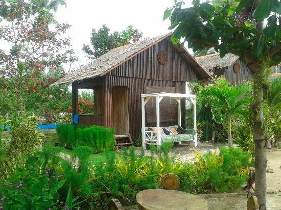 Talibon, Filipina: My accommodation.