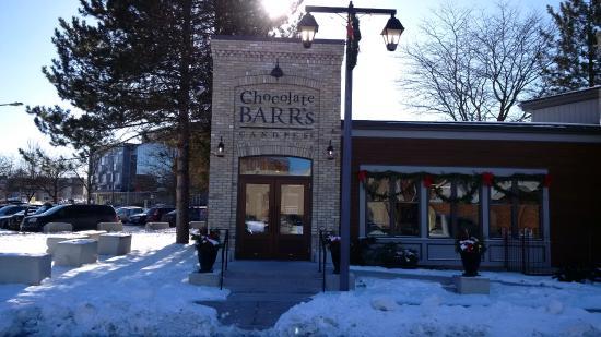 Chocolate Barr's