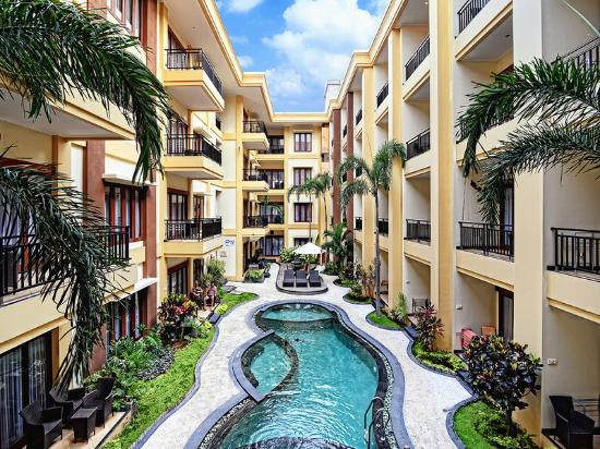 Photo of Kuta Town House Apartments