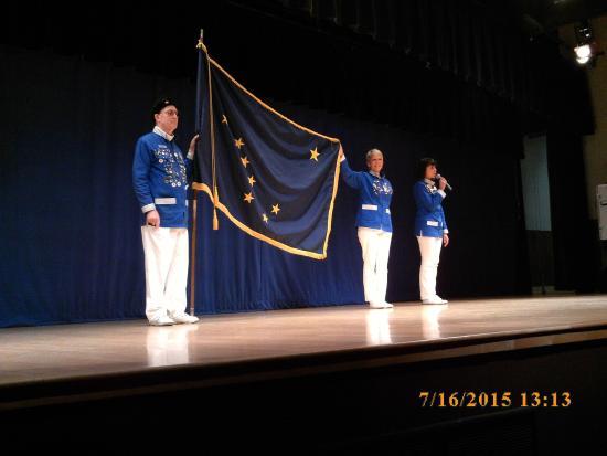 New Archangel Dancers: Tribute to Alaska