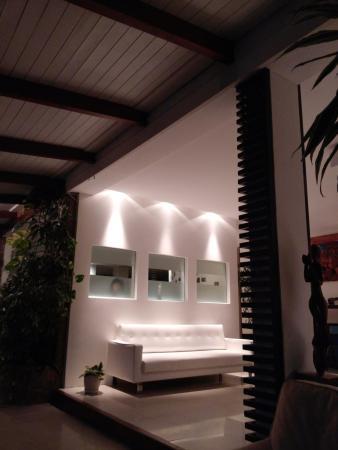 Hotel San Martin: Detalle de la decoración