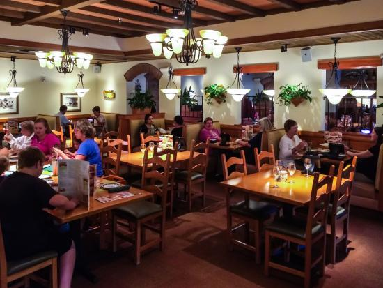 olive garden dining room - Olive Garden Bellingham