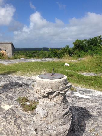 The Hermitage: Sundial