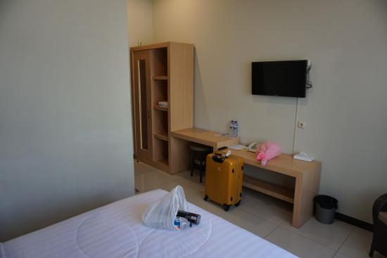 standard room double bed picture of villa puri teras bandung rh en tripadvisor com hk