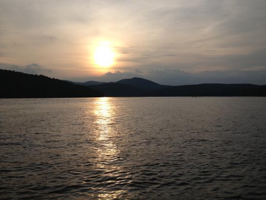 Stratton Mountain, VT: Vermont Sunset