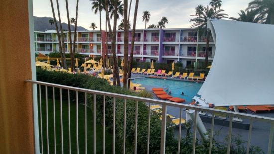 The Saguaro Palm Springs, a Joie de Vivre Hotel: The Pool