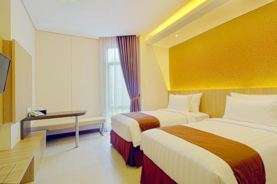 deluxe twin picture of teraskita hotel jakarta managed by dafam rh tripadvisor com