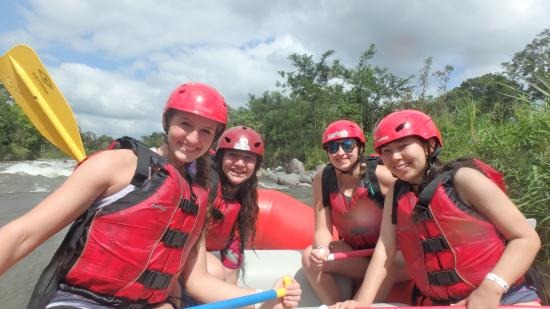 Desafio Adventure Company - Day Tours: Having Fun on the Raft