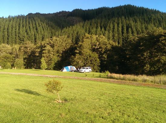 Murchison, Yeni Zelanda: our spot