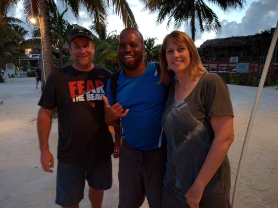 Blue Heaven Dives with Michael Cain: Us with Michael
